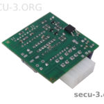 Stepper motor driver unit SECU-STEP
