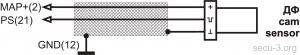 подключение датчика фаз