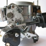 auto suction on carburetor