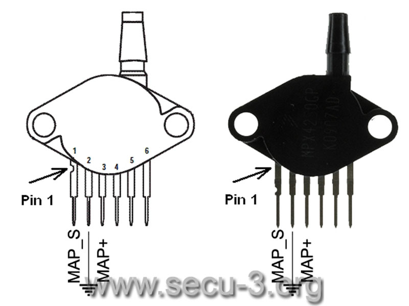 MPX4250 для SECU-3
