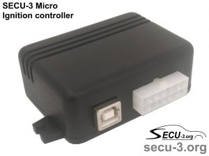 SECU-3 Micro Microprocessor ignition control unit