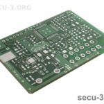 Плата SECU-3 Micro