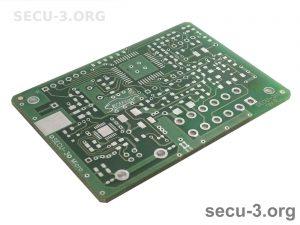SECU-3 Micro raw PCB