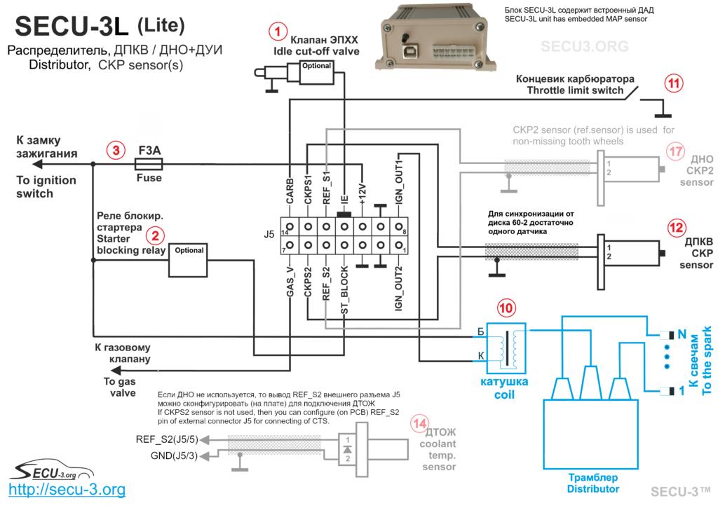secu-3l-wiring-ckps-distributor