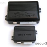 Comparison of SECU-3T and SECU-3 Micro sizes