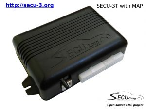 Versatile ECU / Ignition controller SECU-3T