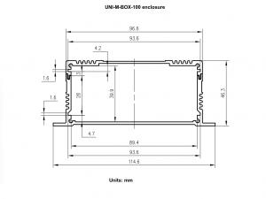 UNI-M-BOX-100