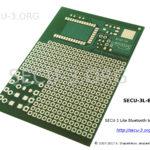 SECU-3 Lite Bluetooth with DIY space PCB