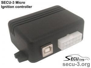SECU-3 Micro Microprocessor ignition control unit