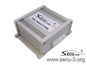 SECU-2P&H+STEP unit