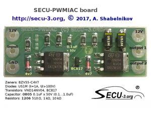 SECU-PWMIAC