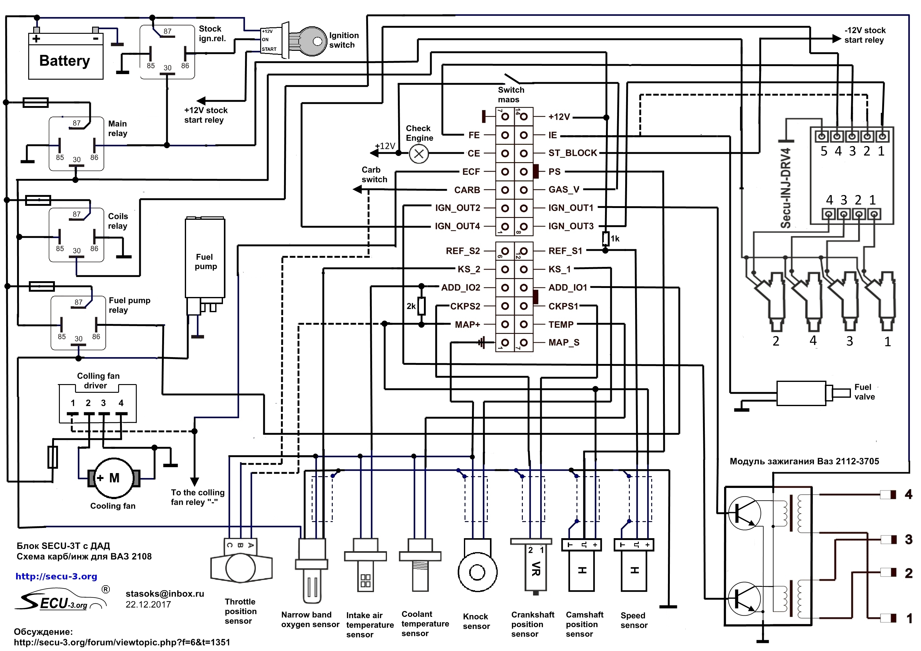 Wiring Diagrams From Users   Ignition And