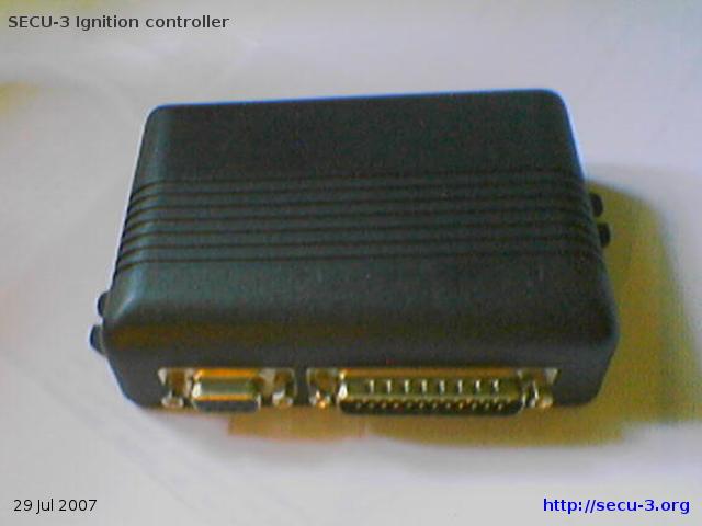 SECU-3 29 July 2007